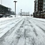 Quincy City Hall Plowing Continues Perfect Record