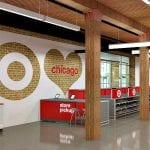 Target on target with in store bar service and package sales