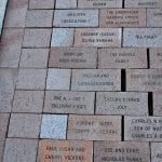 Quincy City Hall Memorial Bricks Short Of A Load?