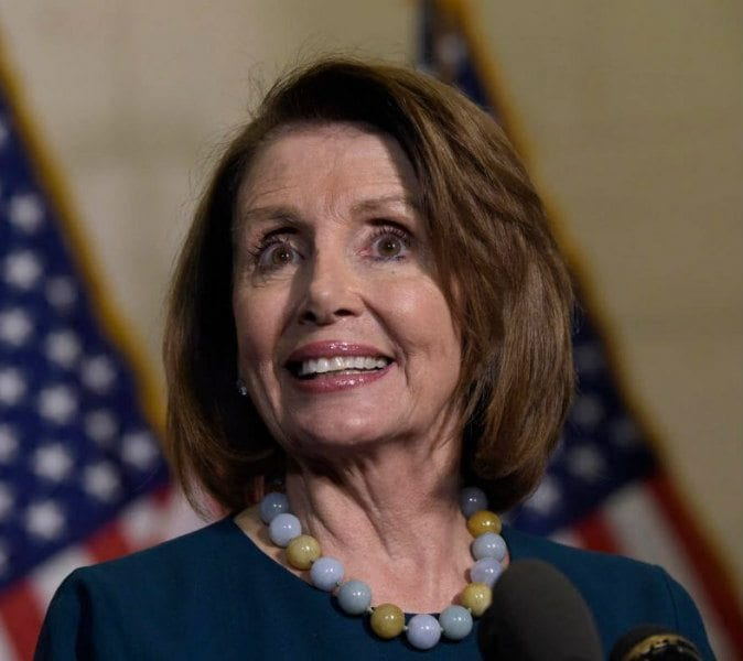 Representative Conyers not quitting after House Minority Leader Nancy Pelosi calls on him to resign