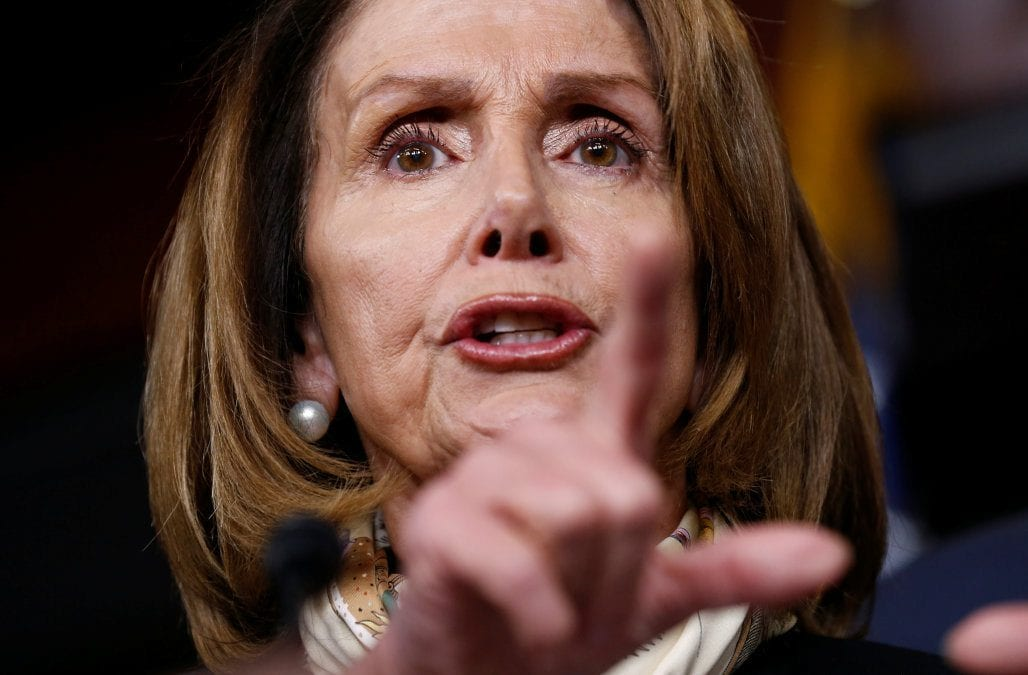 Angry Nancy Pelosi Slams Young House Progressives
