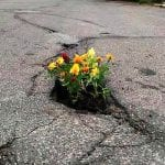 Quincy Quarry Announces its Inaugural Bad Road Photo Contest!