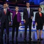 Democratic Presidential Debates this week likely to feature last ditch effort by struggling candidates
