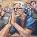 Jeffrey Epstein denied bail in child sex-trafficking case