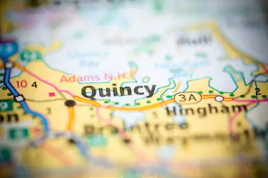 The Political Corruption in Quincy Massachusetts